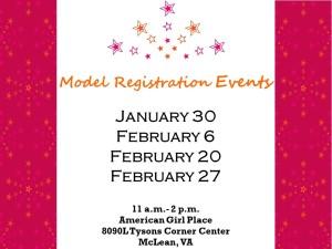 2015-16 Model Registration Events