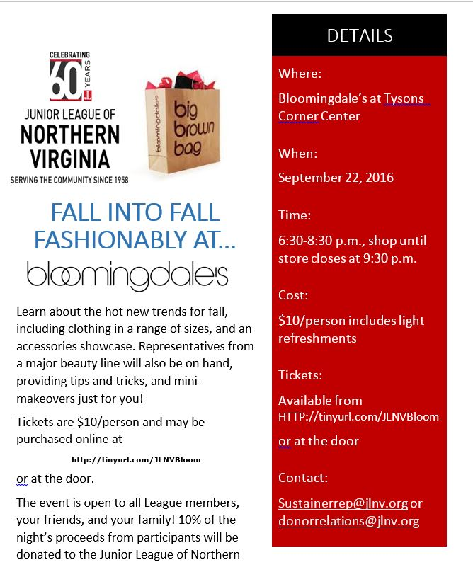 Fall into Fashion with JLNV