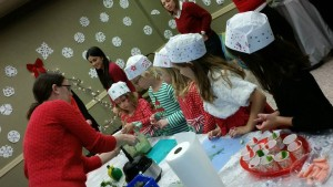 JLNV - Kids in the Holiday Kitchen