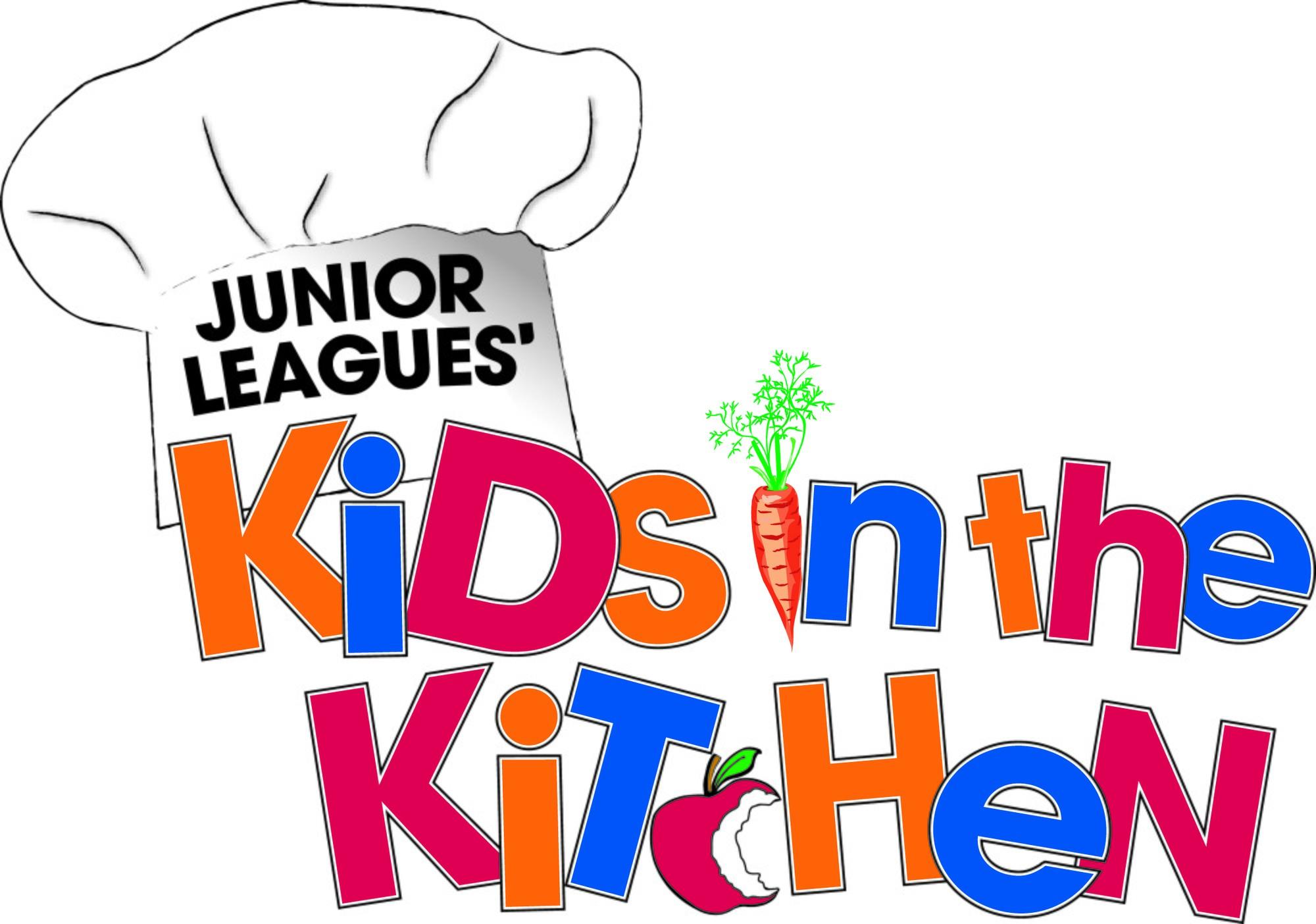 The Kitchen Logo kids in the kitchen | junior league of northern virginia